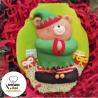Galletas 2D Navidad - RESERVA