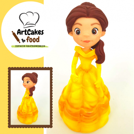 Modelado Princesas Disney RESERVA