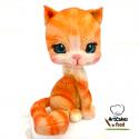 Escuela Clase 6 gatito