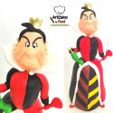 Modelado Personajes Reina de Corazones RESERVA