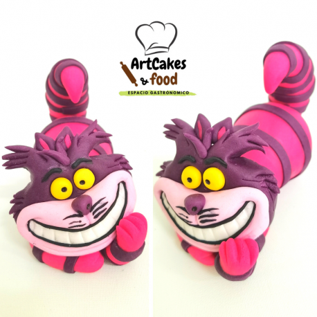 Modelado Personajes Gato de Chesire RESERVA
