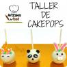 Taller CAKEPOPS RESERVA